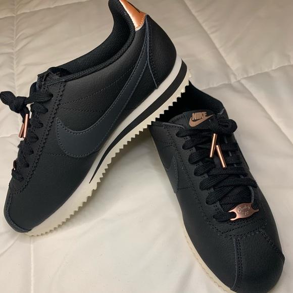 Nike Classic Cortez Black Anthracite